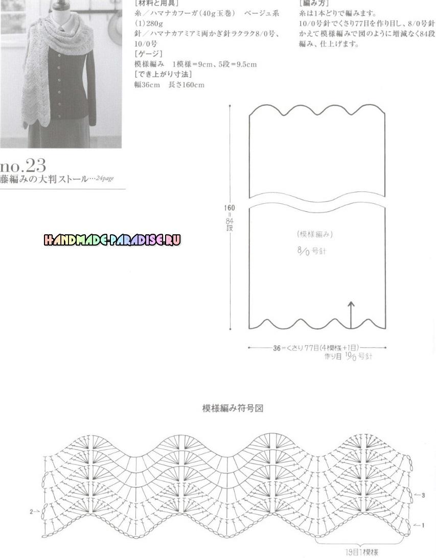Журнал мод со схемами фото 618