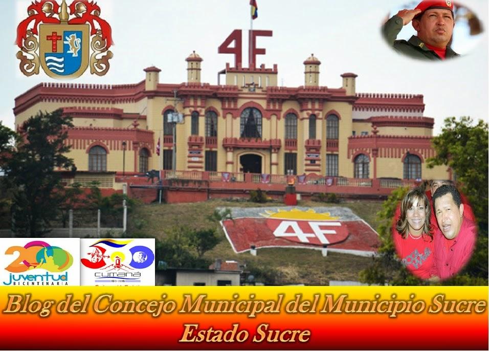 Camara Municipal Municipio Sucre Estado Sucre