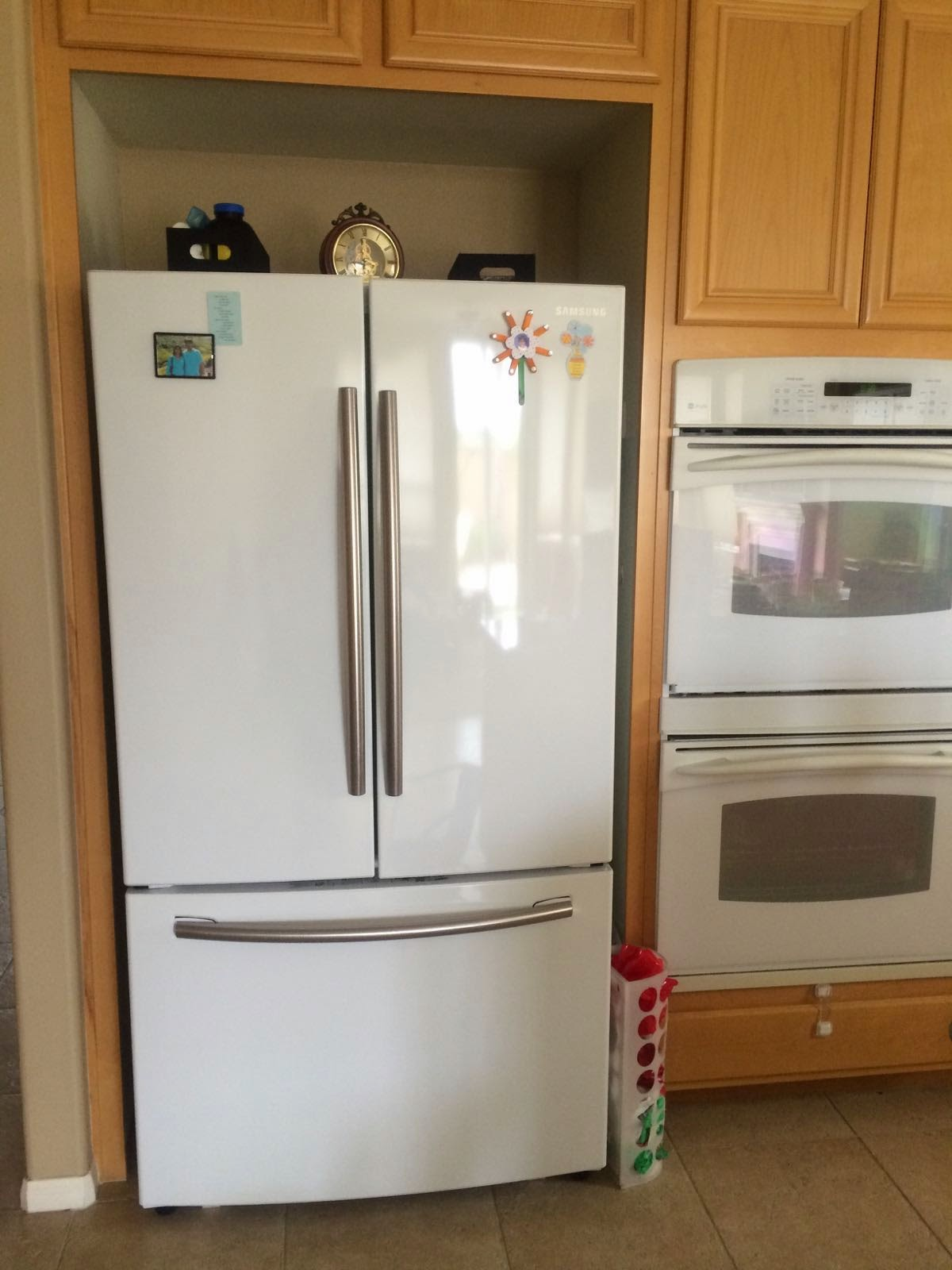 Whirlpool white ice line - I Have Been Eyeing On Whirlpool White Ice Refridgerator From The Time They Introduced The Line But They Are So Expensive It Remained As A Fantasy
