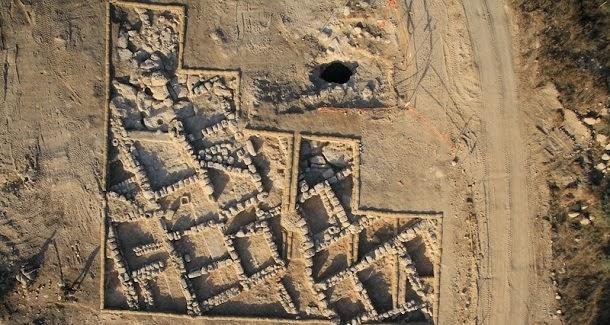 Descoberta antiga cidade rural em Israel