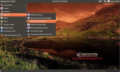 Gnome Classic Ubuntu 11.10