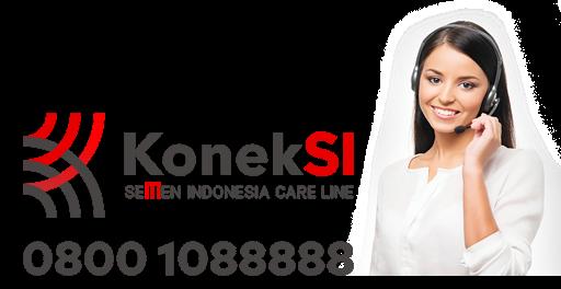 Semen Indonesia CARE LINE (KONEKSI)
