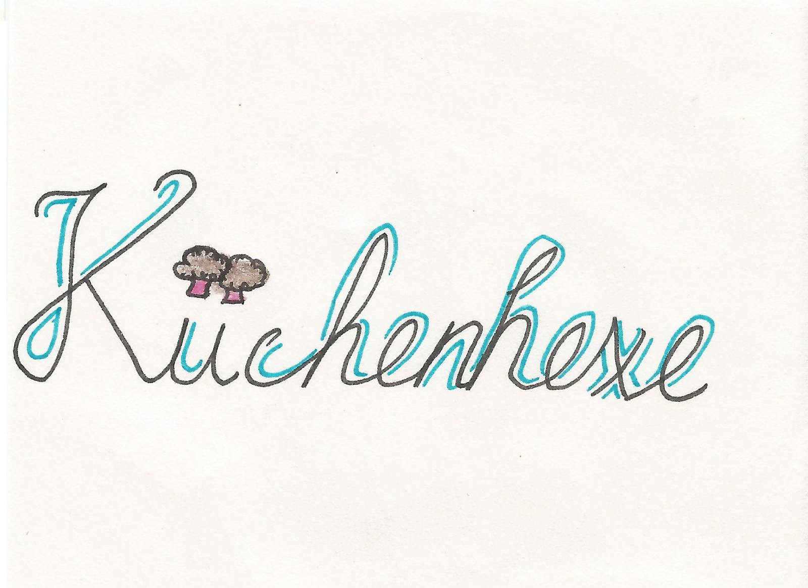 Brombeerkekse in Schneckenform | Küchenhexe