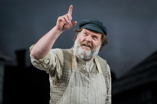 Bryn Terfel, Fiddler on the Roof, Grange Park Opera - photo credit Robert Workman
