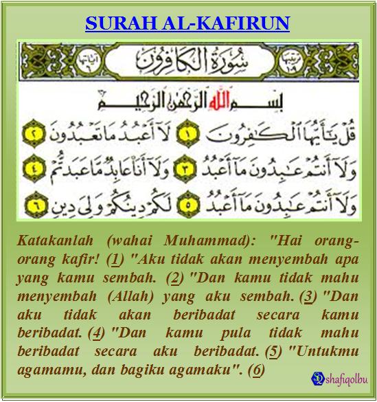 Kandungan Surat Al-'Ashr