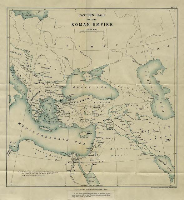 Ortadoğu'da Roma İmparatorluğu