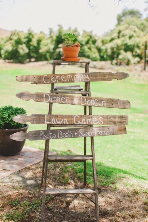6 ideas para utilizar escaleras de madera en la decoración de tu ...