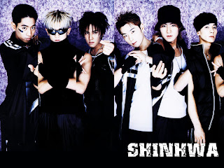 Shinhwa Wallpaper hd