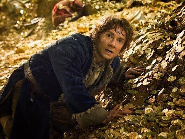 Bilbo em O Hobbit: A Desolação de Smaug - primeira imagem
