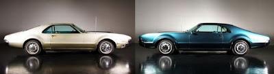 Half-Restored 1967 Oldsmobile Toronado by Precision Restorations Seen On www.coolpicturegallery.us