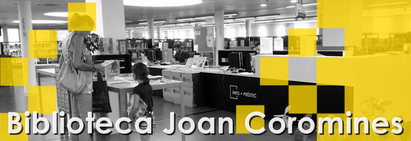 Biblioteca Joan Coromines