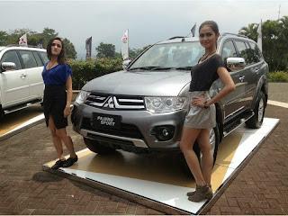 model new pajero sport 2013