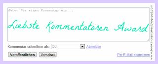 http://keinezeitfuerlangeweile.blogspot.de/2012/09/liebste-kommentatoren-award-und.html