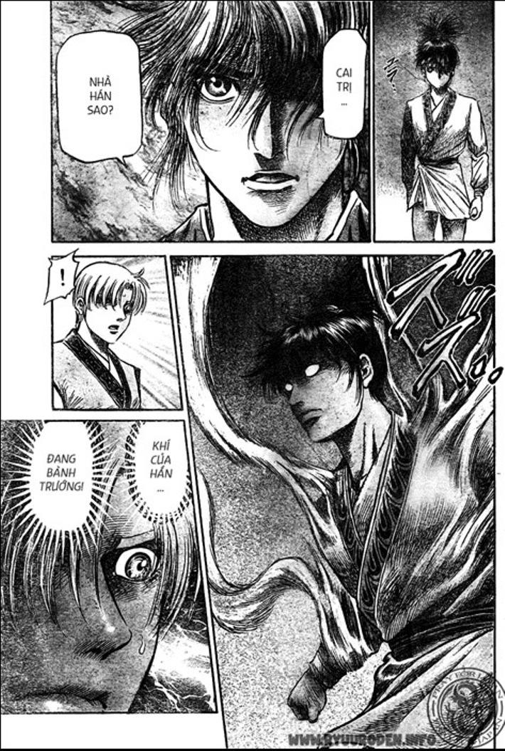 Chú Bé Rồng - Ryuuroden chap 209 - Trang 21