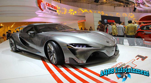 Agen Capsa Susun - Toyota Janji Bawa 47 Mobil, Termasuk Special Exhibit di GIIAS 2015