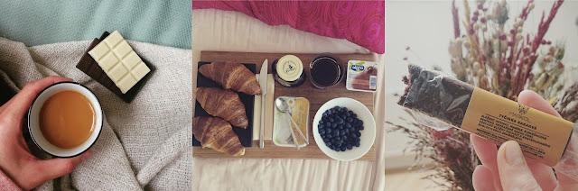 Snídaně a svačinky