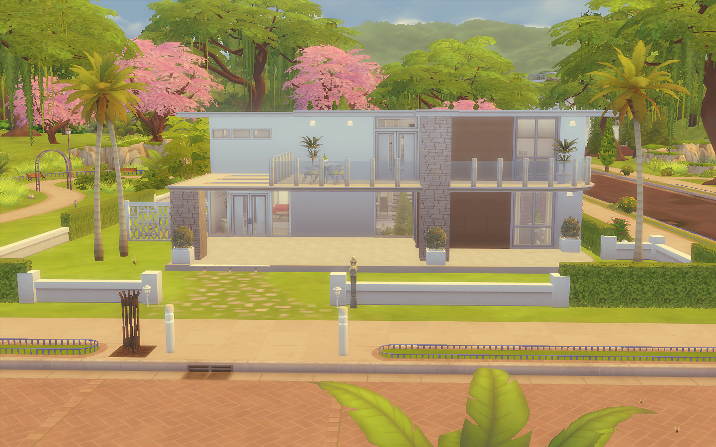 how to download premade house sims 4
