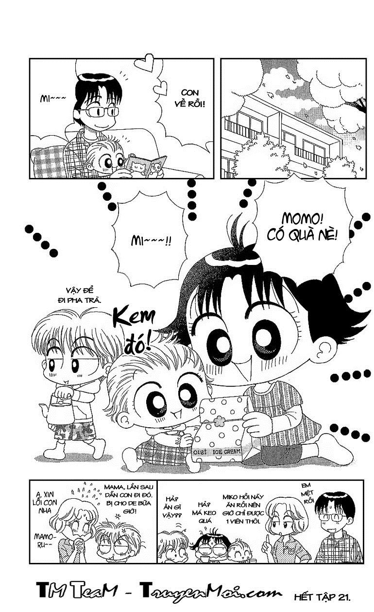 Kocchi Muite! Miiko chap 9 - Trang 18