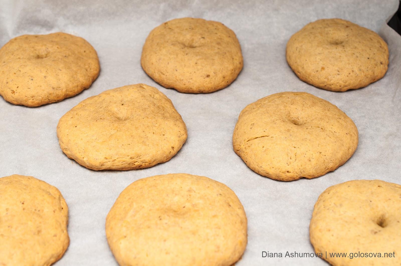 печенье пышки рецепт с фото