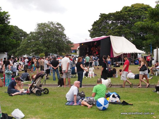 We Almost Dont Want To Promote The Little Australia Day Festival In Enmore Park Its A Small Daggy Family Friendly Local Event