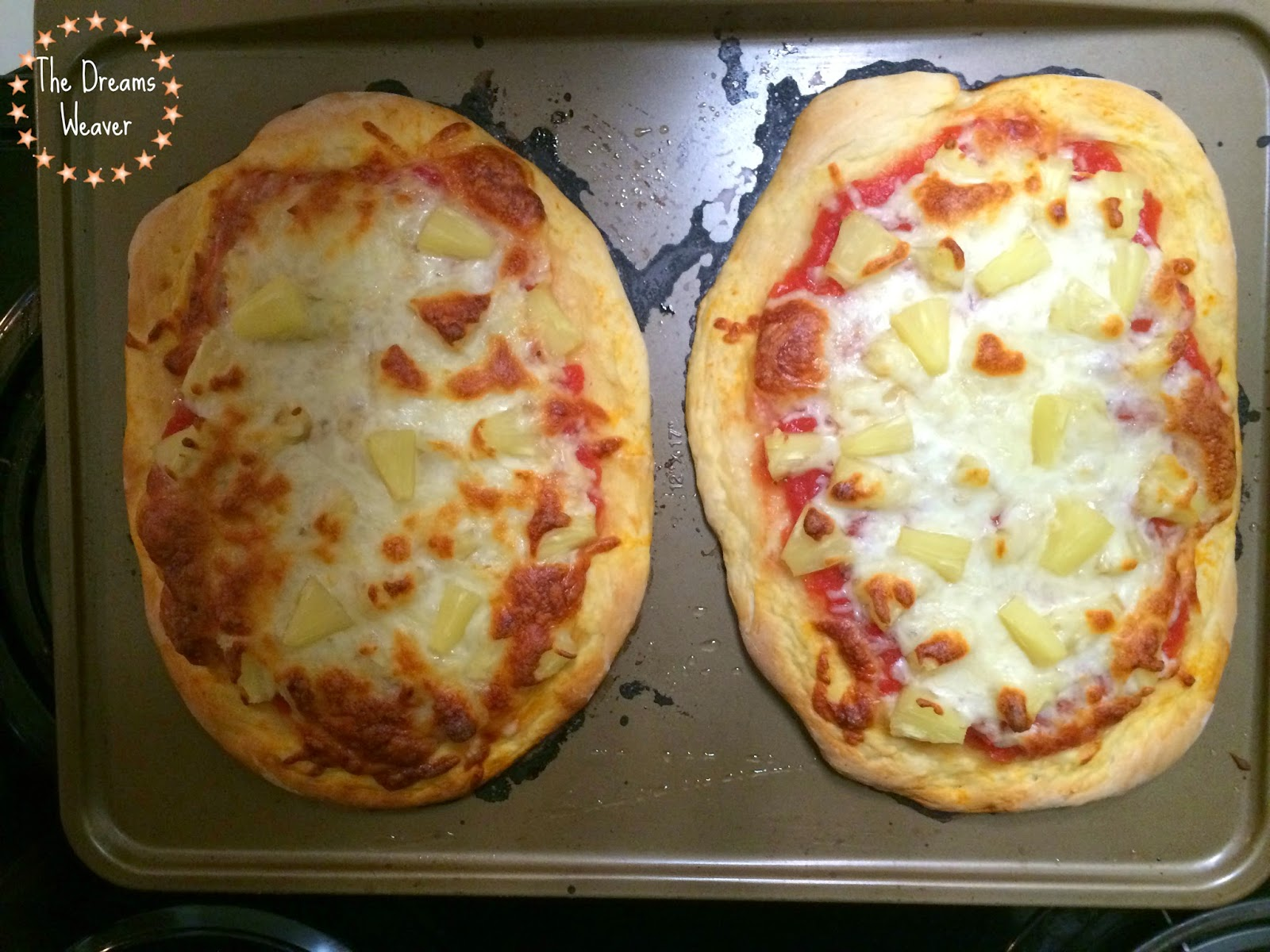 Quick and Easy Pizza~ The Dreams Weaver
