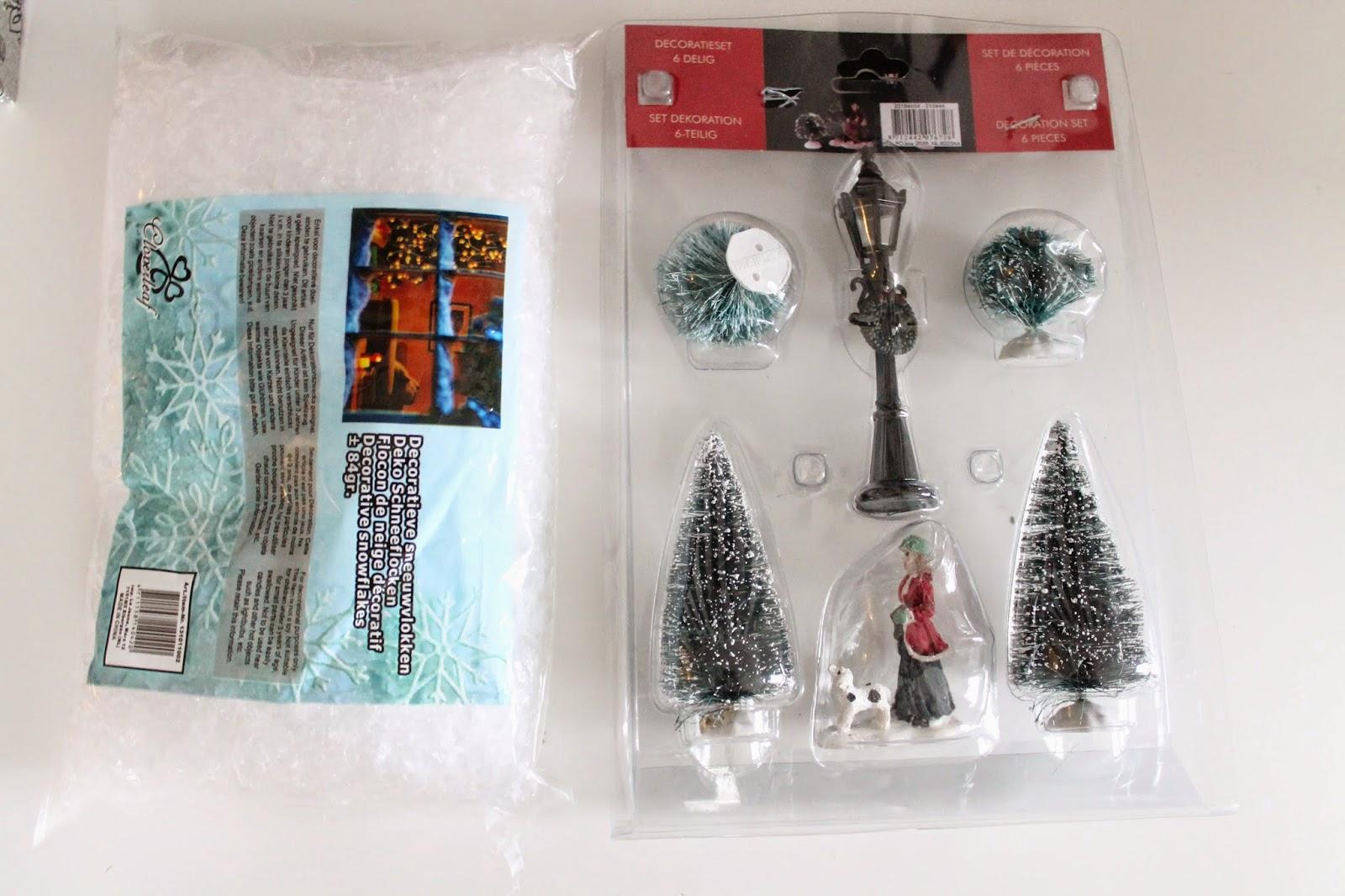 Ylyfys diy schuddebol snowglobe dailydecember 3 for Mini kerstboom action