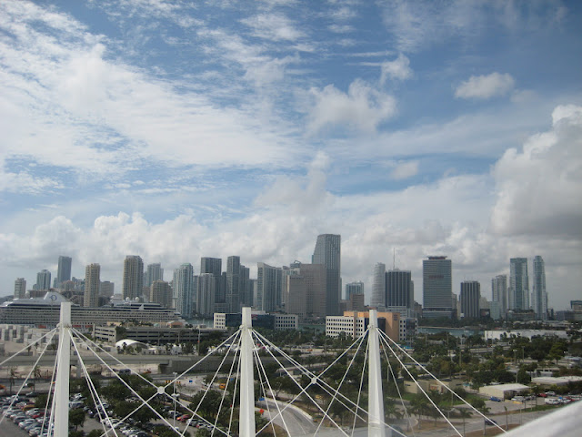 Eastern Caribbean Cruise: Cruising Out of Miami