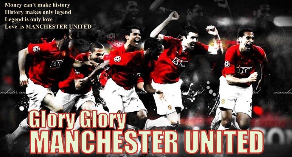 Glory Glory Manchester United