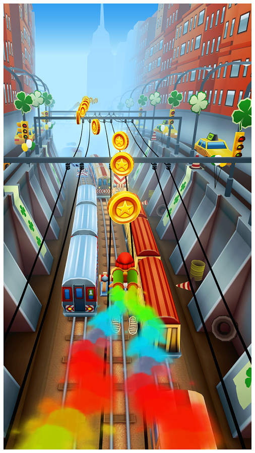 Subway Surfers 1.20.0 android apk