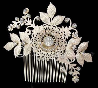 http://cassandralynne.com/collections/vintage-inspired-wedding-hair-accessories/products/champagne-gold-bridal-hair-comb-with-rhinestone-jewels