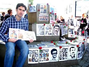 آیین یادبود کشتار زندانیان دههٔ ۶۰ در استاوانگر برگزارشد