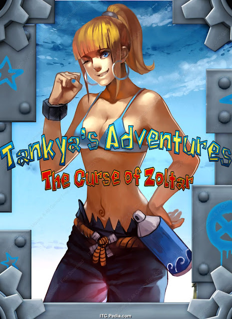 Tankyas Adventures The Curse Of Zoltar - VACE