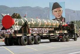 More alarmingly, Pakistan is annually adding nuclear warheads faster than India, which in a decade should take its collection to 350.   At that level Pakistan would be the third largest nuclear weapon power in the world after USA and Russia.