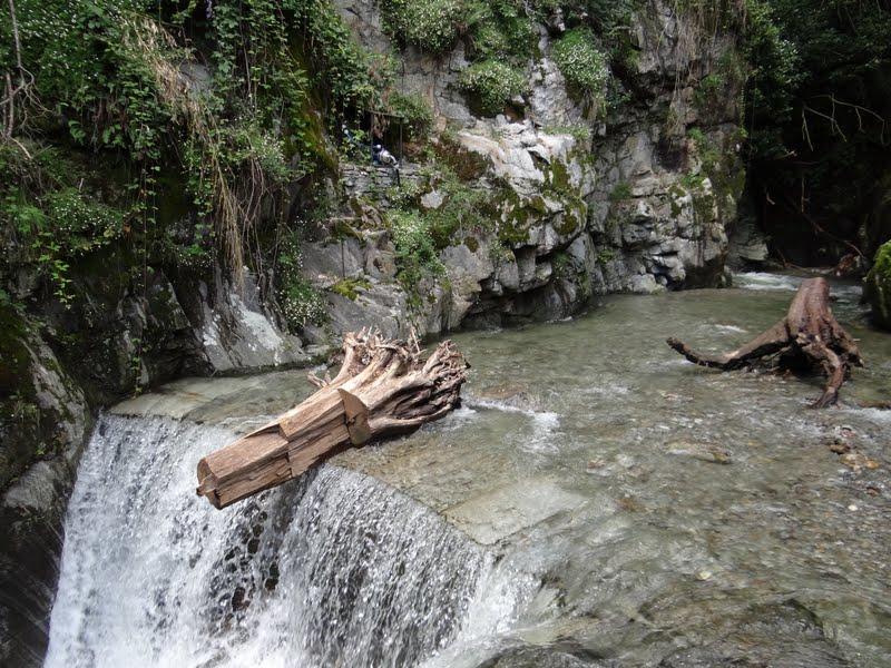 lago maggiore waterval