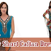 New Short Caftan | Crafted Short Kaftan Dresses   | Poncho Tops 2013