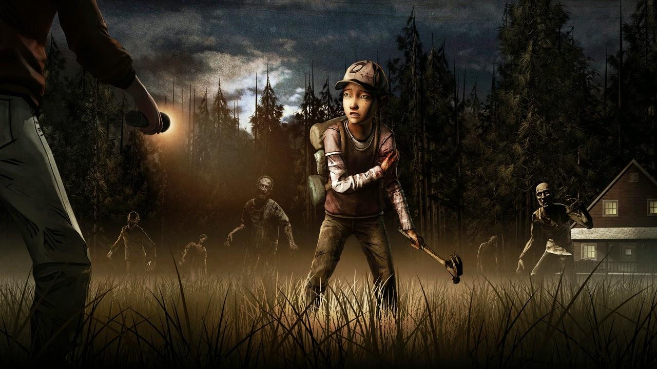The Walking Dead Season 2 Episode 1 screenshots