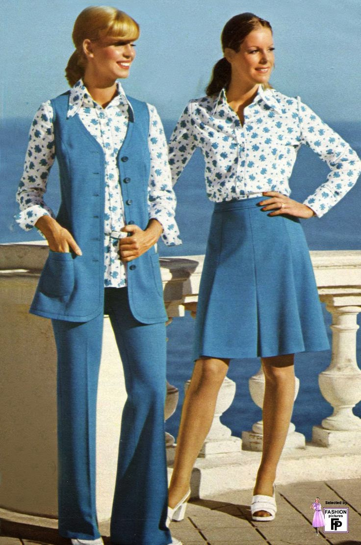 1970s clothes for women