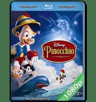 PINOCHO (1940) FULL 1080P HD MKV ESPAÑOL LATINO