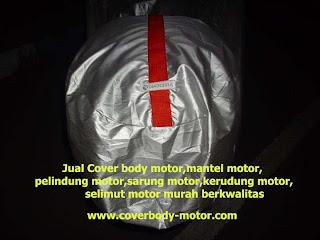 Jual Coverbody sepedamotor produksi Tulungagung