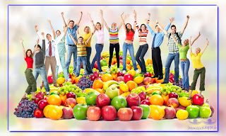 chcesz być zdrowy i pełen sił Życiowych? Odżywiaj się zdrowo