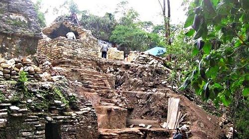 descubrimiento arqueologico