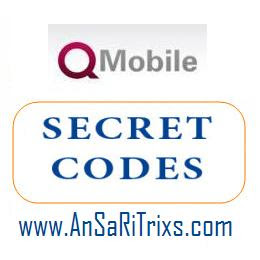 QMobile Secret Codes 2015