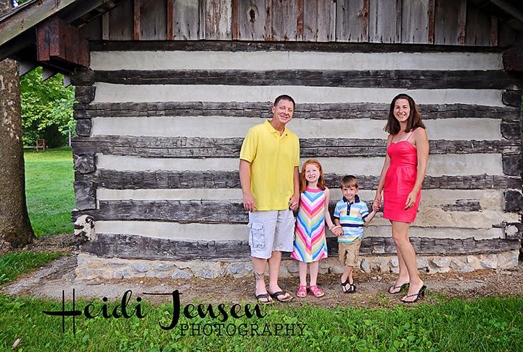 Family Photographer State College Pennsylvania Heidi Jensen Photography