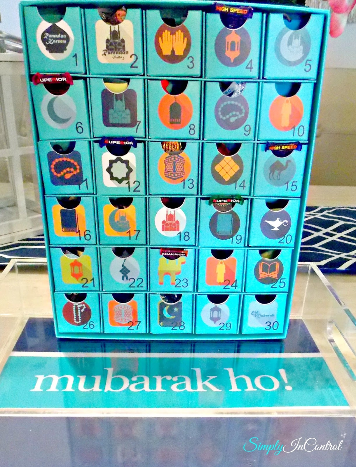 Diy Ramadan Calendar : Simply in control ramadan activities for toddlers