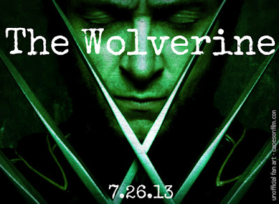 Wolverine, movies, Hugh Jackman,X-Men,fan art, Capes on Film, superheroes