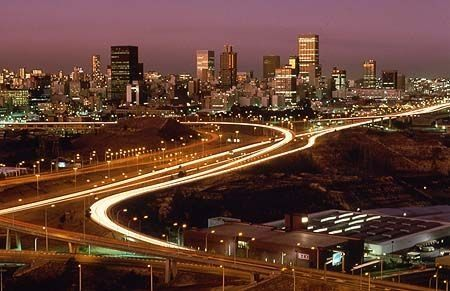 city in South Africa,