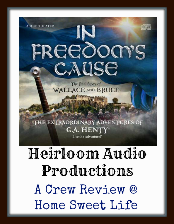 G.A. Henty, Christian audio drama, In Freedom's Cause