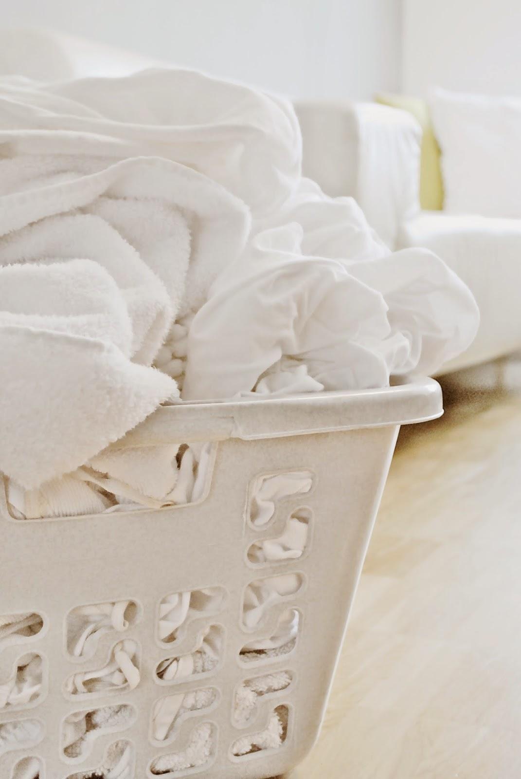 Wäsche falten - nur 5 Minuten