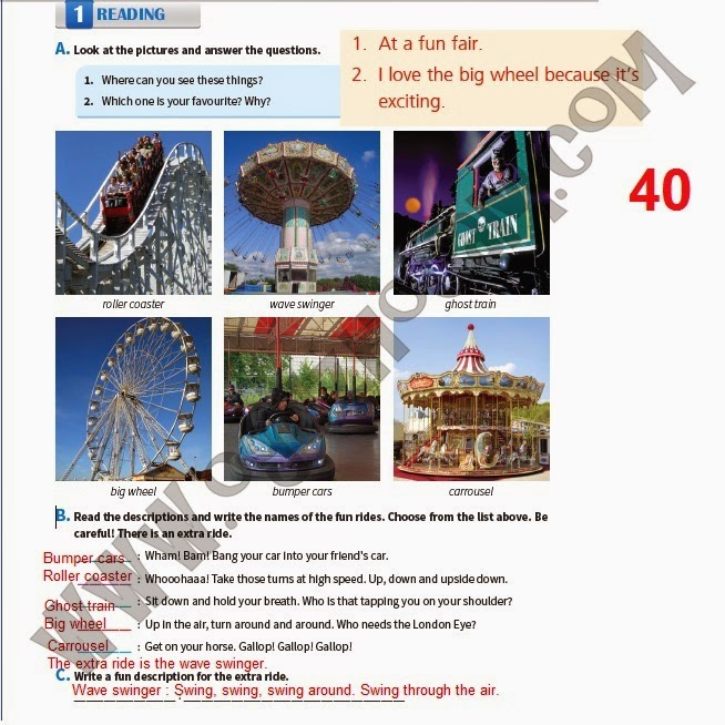 descriptive writing about a fun fair It is for gcse english language and i have been asked to do some descriptive writing on a funfair how is this so far and what else can i write about here because it seems too short.