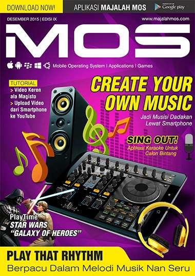 Majalah MOS Edisi 9 Desember 2015